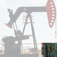 Wireless sensor and control network for oil equipment in the Texas desert